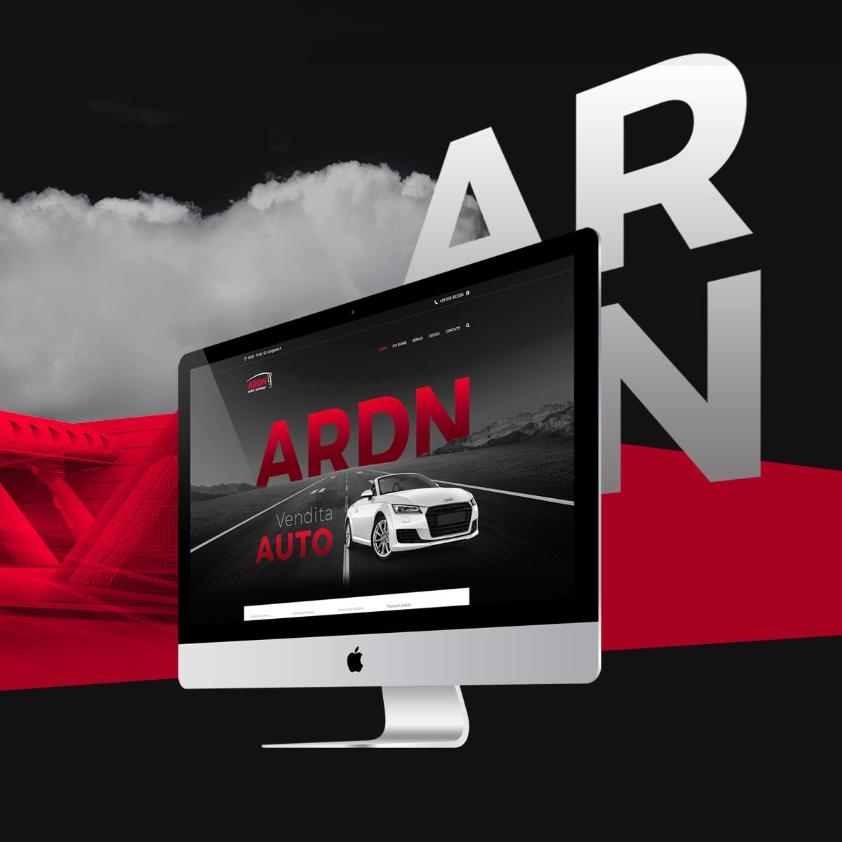 constant design realizzazione sito web Ardn Bergamo Siti web Bergamo