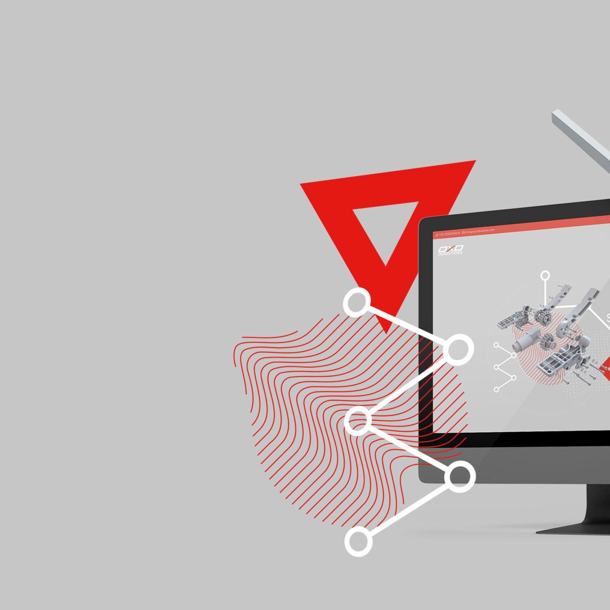 constant design realizzazione sito web Oxo industries China realizzazione siti web Rieti
