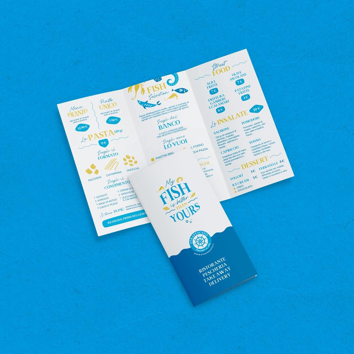 constant design realizzazione brochure Strapescato L'Aquila siti web L'Aquila