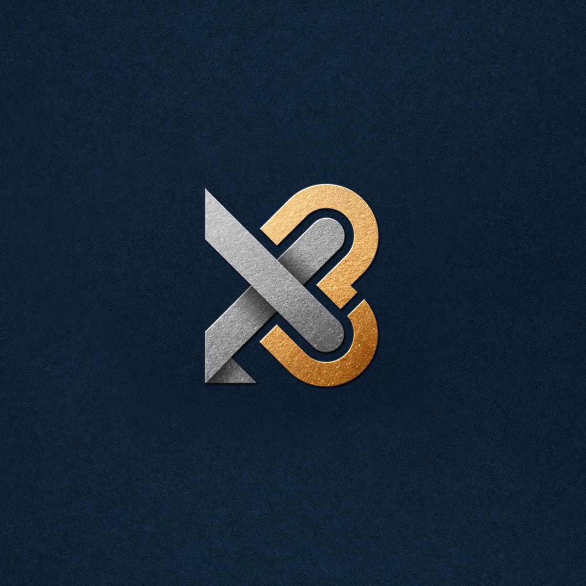 realizzazione logo X3 Terni grafica Terni logo Terni realizzazione logo Terni creazione logo Terni