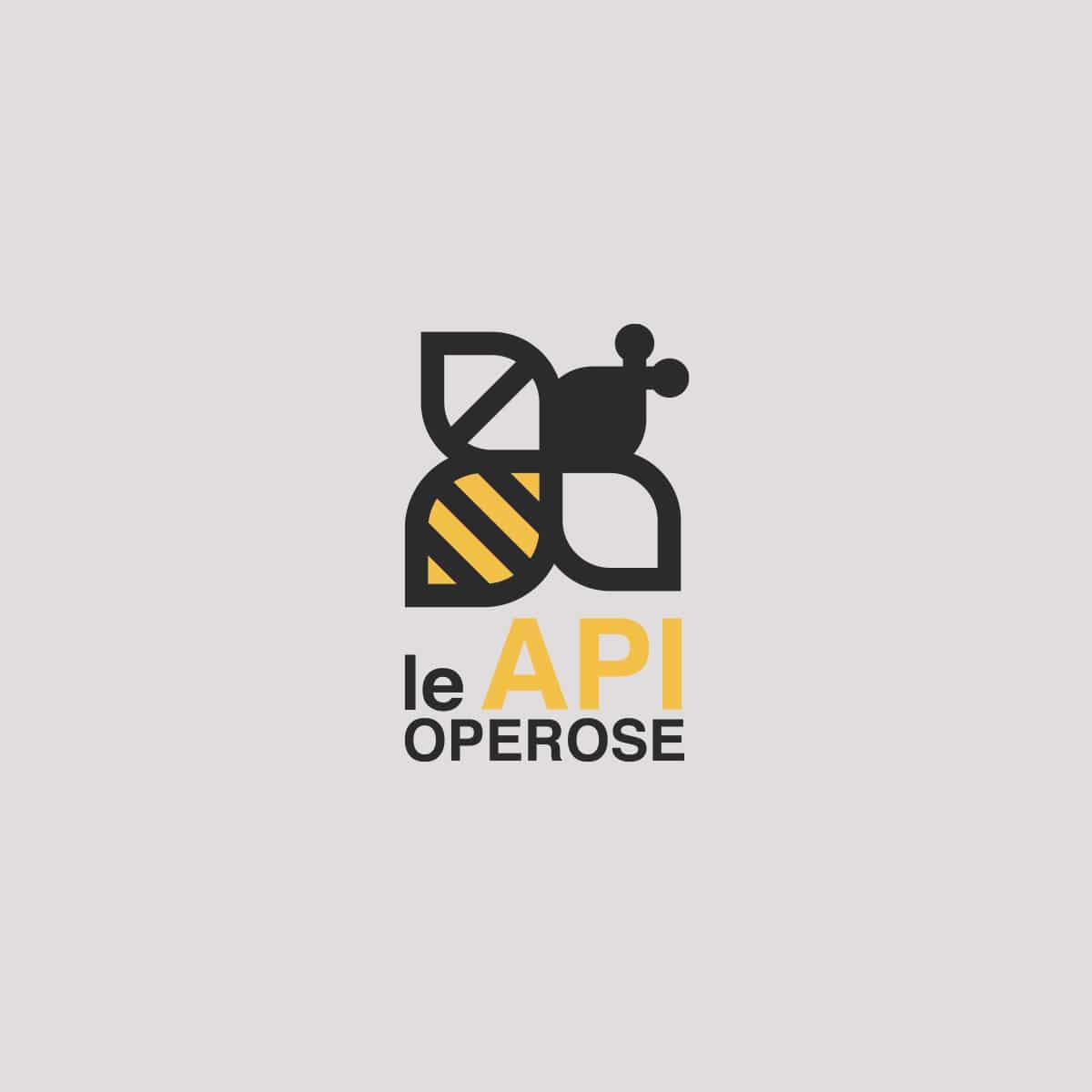api operose grafica etichette rieti creazione logo rieti grafica rieti packaging rieti constant design rieti